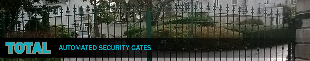 Electric Gate Installation