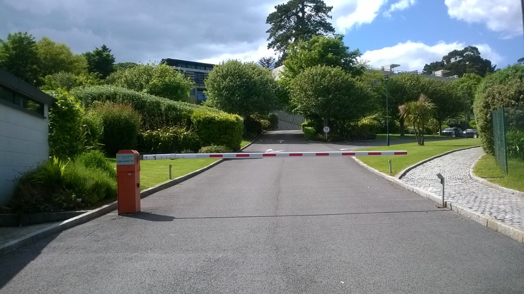Commercial-Security-Gate-Installation-Killiney-Ireland