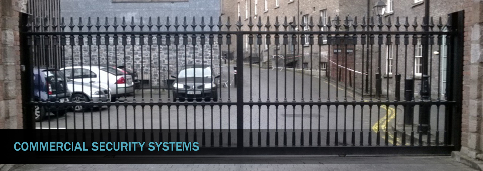 Commercial Security and Automated Gate Installation