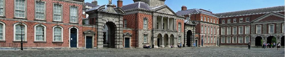 Dublin Castle Security Project